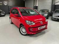2013 Volkswagen UP HIGH UP Hatchback Petrol Manual