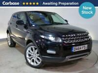 2014 LAND ROVER RANGE ROVER EVOQUE 2.2 SD4 Pure 5dr