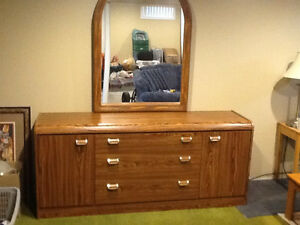 Palliser Dresser with Mirror