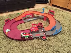 Disney Cars play track