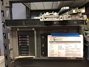 HP SERVERS PROLIANT