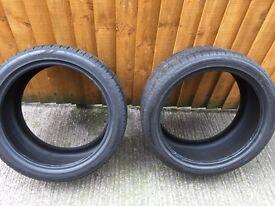 Kumho Tyres 245/40/19 275/35/19