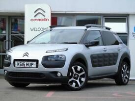 2015 CITROEN C4 CACTUS 1.6 BlueHDi Flair 5dr