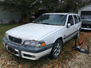 98 volvo v70 xc parting out