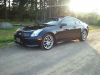 2007 Infiniti G35 Coupe/ Sports package