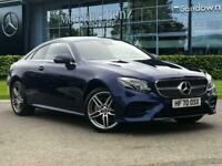 2020 Mercedes-Benz E-CLASS E 220 d 4MATIC AMG Line Coupe Auto Coupe Diesel Autom