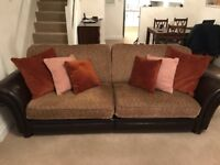 4 Seater and 2 Seater Sofas