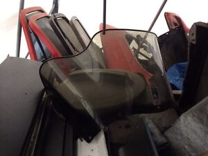 Used windshield 98 Arctic Cat ZR/Zl