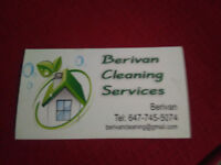 BERIVAN CLEANING and CARPET CLEANING SERVICES