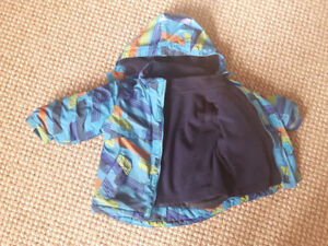 2T - Winter/Spring Jacket/Coat - 3-in1 - good cond. Size