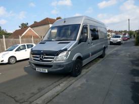 image for Mercedes-Benz Sprinter Van