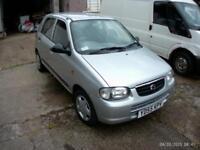 2005 55 Suzuki Alto 1.1 GL