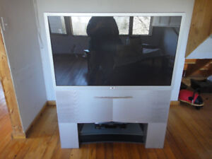Sony large projection screen TV