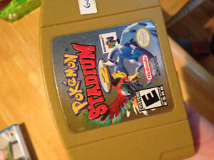 N64 Pokemon stadium 2