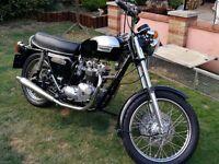 Triump t140 1978