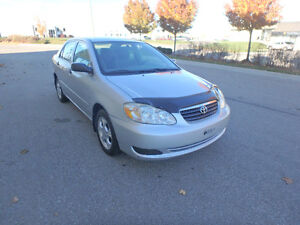 2006 Toyota Corolla CLEAN - NO ACCIDENT - ALLOYS - CERTIFIED Kitchener / Waterloo Kitchener Area image 3