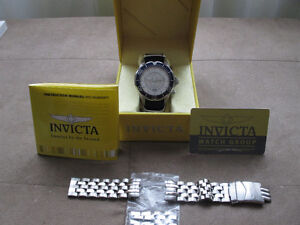 INVICTA SWISS MADE GRAND DIVER 300 METER CHRONOGRAPH
