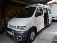Mazda Bongo Fury 4 berth pop top campervan for sale Ref 13004