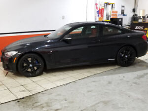 2014 bmw 435i coupe M sport line xdrive for sale