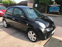 NISSAN MICRA 5 DOOR N-TEC 1.2 PETROL, MANUAL, ONLY 70,000 MILES FROM NEW