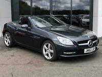 2013 Mercedes-Benz SLK SLK250 CDI BlueEFFICIENCY Convertible Diesel Automatic