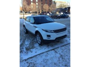 2015Range Rover Evoque pure plus, winter sets,new windshield
