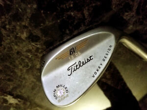 Used Titleist SM4 Vokey Tour Chrome Lob Wedge - 58 Degrees RH