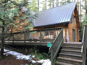 Mt. Baker Lodging - Cabin #8 - FIREPLACE, WIFI, BBQ, D/W, SLP-8!
