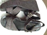 KORK-EASE handmade sandals size 39 UK 6