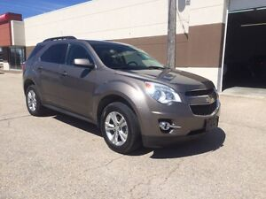 2010 Chevy Equinox LT - Safetied - clean - low kms!