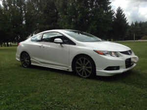 Honda Civic Si  V-Tech  2.4 HFP Model