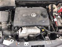 2012 Vauxhall Insignia 2.0 CDTI Engine. Genuine low miles