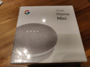Google Home Mini - brand new sealed