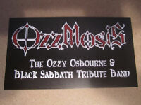 OZZY / BLACK SABBATH Tribute Band Looking For Lead Guitarist