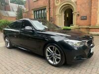 2013 BMW 3 Series 2.0 320D M SPORT GRAN TURISMO 5DR Hatchback Diesel Manual