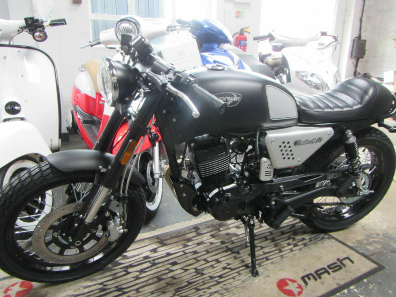 cafe | motorbikes & scooters for sale - gumtree
