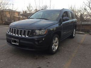 2014 Jeep Compass SUV, ONLY 63000 KM