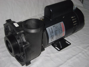 NEW Hot Tub Pumps - From $380
