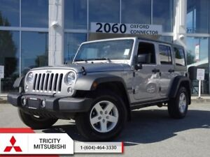 2016 Jeep Wrangler Unlimited Sport  - HARDTOP WITH A/C