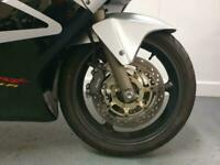 HONDA CBR600F 2002 SILVER RandG PROTECTORS HISS TINTED SCREEN MOT and WARRAN