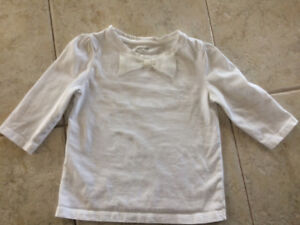 4T Baby Gap White Shirt