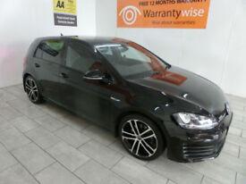 2014.Volkswagen Golf 2.0TDI 184bhp GTD***BUY FOR ONLY £60 PER WEEK***