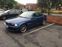 2003 BMW 320CI 170BHP
