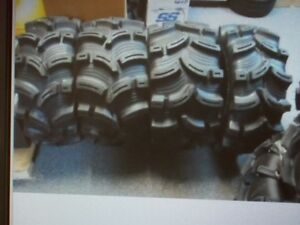 KNAPPS in PRESCOTT has a low low price on ATV rims and Tires!!