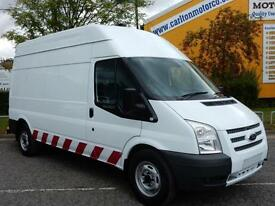 2012/ 12 Ford Transit 2.2Tdci 350 Lwb High Roof [ Mobile Workshop ] van RWD