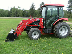 TYM 503 tractor