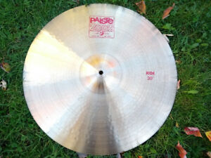 Cymbale Paiste 2002 Ride Vintage 20""