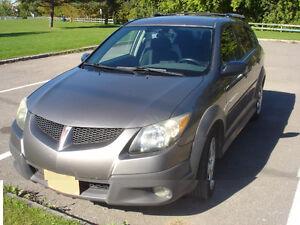2004 Pontiac Vibe Familiale Lac-Saint-Jean Saguenay-Lac-Saint-Jean image 1