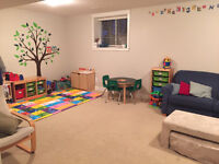 ☀️Childcare Space Available