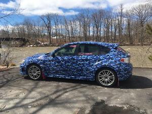2013 Subaru Impreza WRX STi Hatchback warranty 2020 or 150,000km